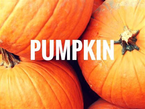 pumpkin names 9 foods that would make baby names