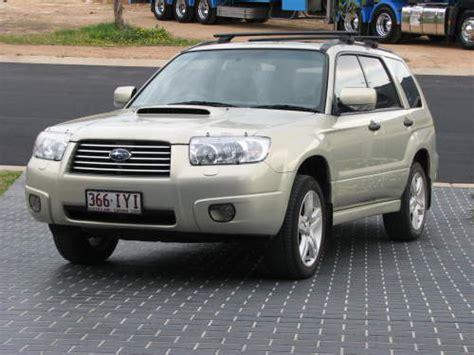 subaru albury 2005 used subaru forester my06 xtl 2 5 turbo luxury wagon