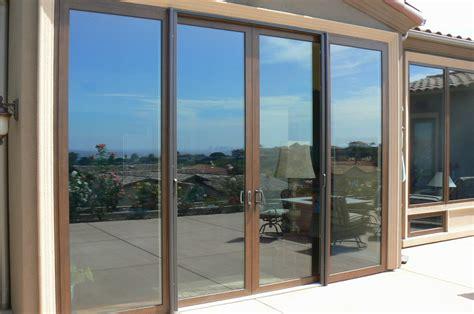 Multi Slide Patio Doors Bi Fold Folding Glass Multi Slide Doors Malibu Ca