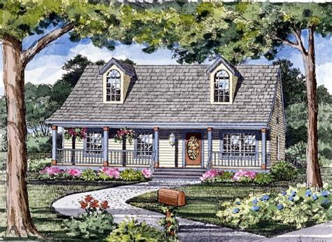 cape cod cottage house plans cape cod cottage country traditional house plan 79510