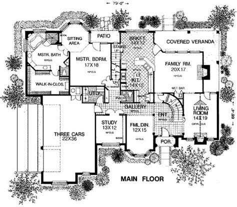 french tudor house plans french country tudor house plan 98539