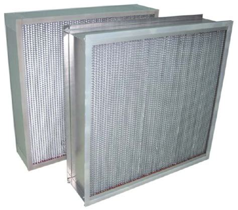 high heat resistance hepa air filter manufacturer supplier china
