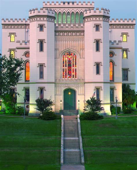 Louisiana State Records Louisiana S State Capitol