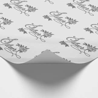 25th wedding anniversary wrapping paper zazzle co uk