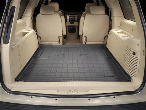 cargo mat for minivan 2014 chevrolet suburban cargo mat and trunk liner for