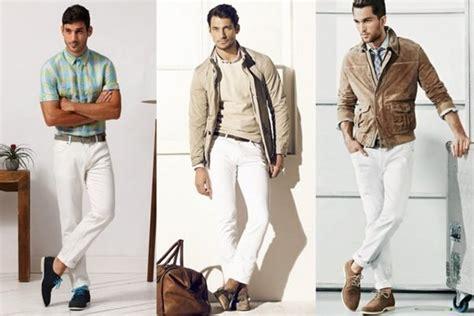 Boys Need Some Heels To Go With Those by What Mens Shoes To Wear With White Style Guru