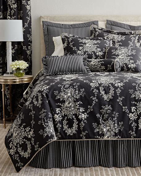 sherry kline bedding sherry kline home quot french toile quot bedding