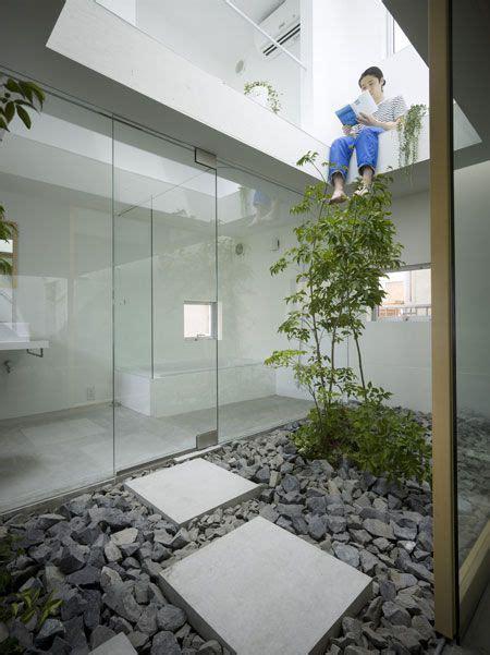 skylight over indoor courtyard interior design ideas amazing house design in japan a garden inside the house