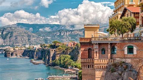 beautiful italian coastal towns  cities