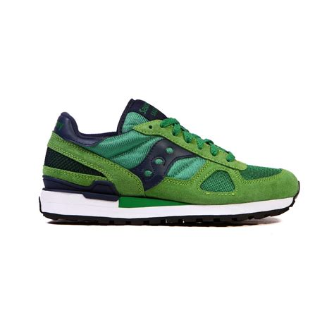 saucony sneakers mens saucony shadow original green black s shoes s2108 594