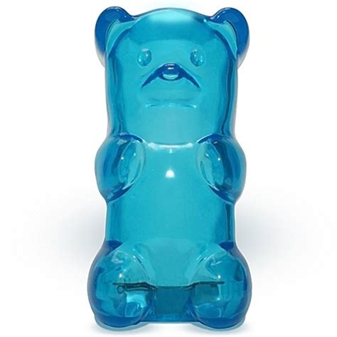 Bed Bath Beyond Com Gummygoods Gummy Bear Nighlight In Blue Buybuy Baby