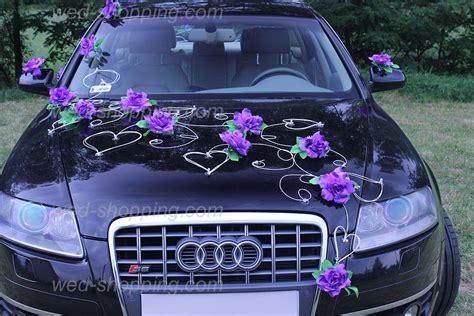 Hochzeitsschmuck F R Auto by Autoschmuck Hochzeit Nerzen Kaufen