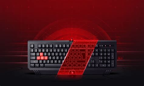 Bloody Gaming Keyboard B120 b120 bloody