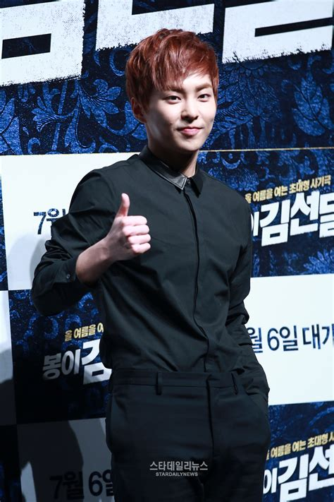 exo movie exo s xiumin recalls hilarious experience filming death
