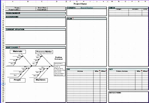 6 A3 Report Template Excel Exceltemplates Exceltemplates A3 Template Excel