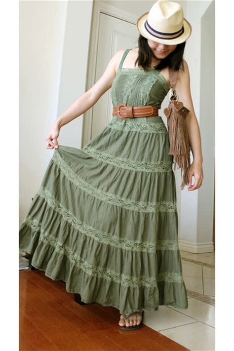 green dresses brown belts quot my travel quot by