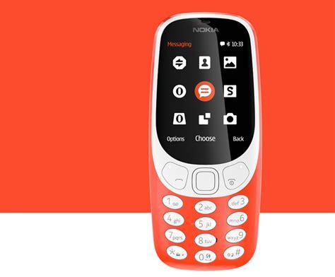 Nokia 3310 Reborn the all new nokia 3310 is a nostalgic icon reborn