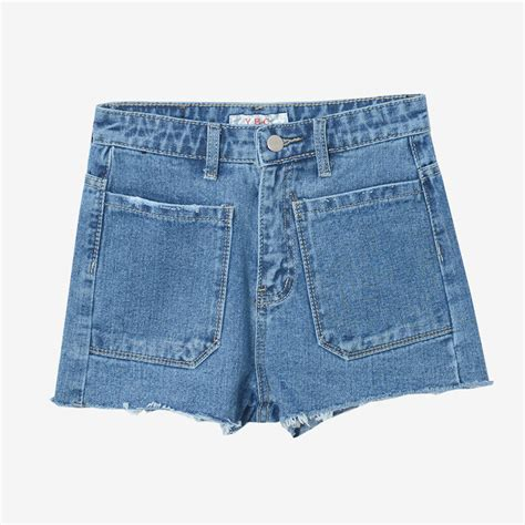 Celana Wanita Denim 2016 new casual celana pendek wanita low waist fashion shorts feminino korean washing
