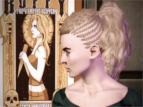 sims 3 braid hair my sims 3 blog city side braids store hair by serabiet