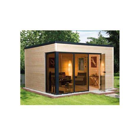bungalow de jardin abri de jardin cubilis weka 11 40 m 178 300x380 cm 45 mm