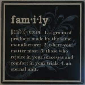 Meaning Of Home Decor by Family Definition Home Decor Sign
