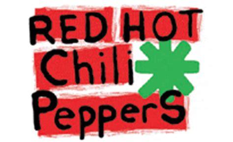 Kaos Chili Peppers Logo 4 5 rhcp things