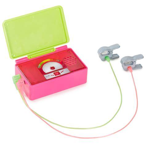 project kit project mc2 lie detector toys
