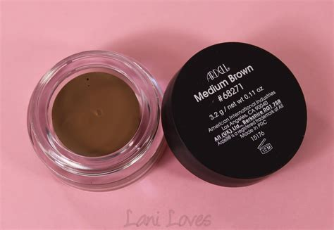 Ardell Brow Pomade Brown brow pomade ardell world novelties makeup 2017