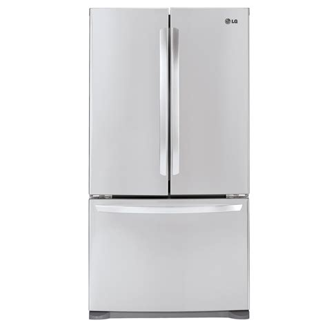 cabinet depth french door refrigerator reviews lfc21776st lg appliances