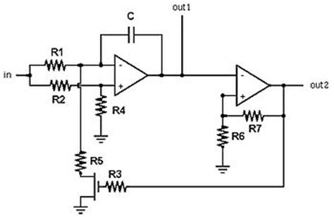 voltage controlled oscillator resistors gt circuits gt voltage controlled oscillator l53566 next gr