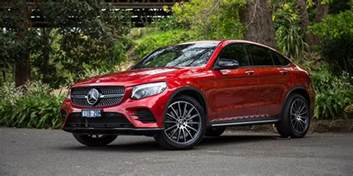 Mercedes Suv 2017 Mercedes Glc Coupe Review Caradvice