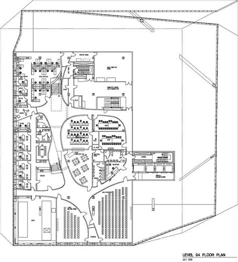 seattle public library floor plans seattle central library a f a s i a oma libraries