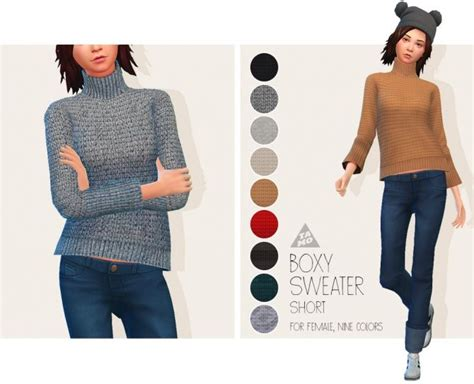 40626 White Mesh Ml Cardigan 61 best sims 4 theme autumn images on fall