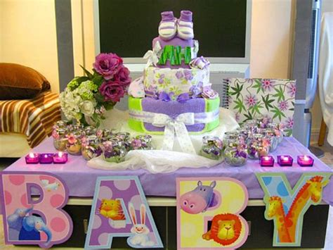 Baby Shower Decorations Ideas by Baby Shower Ideas Easyday