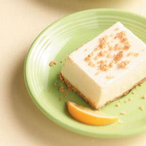 Light Dessert Ideas by Light Lemon Fluff Dessert Recipe Taste Of Home