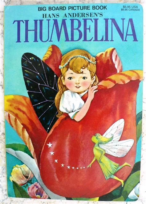 thumbelina picture book 86 best thumbelina images on tales