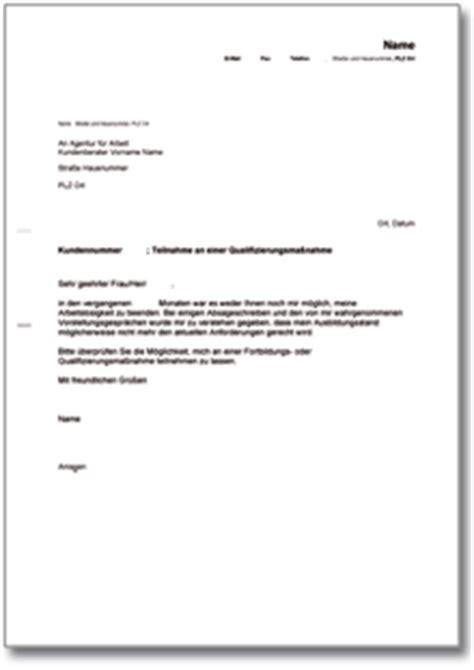 Musterbrief Bestimmte Anfrage Anfrage An Die Agentur F 252 R Arbeit De Musterbrief