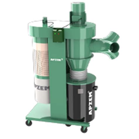 Cyclone Dust Collectors Cyclone Separator Apzem India