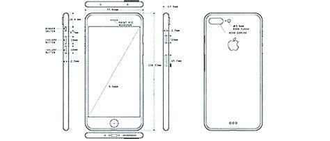 iphone 7 pro details appear in release blueprints slashgear