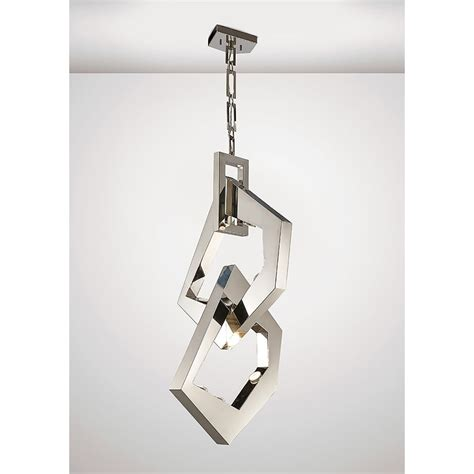Diyas Ricadi 8 Light Ceiling Pendant In Stainless Steel Pendant Lighting Stainless Steel