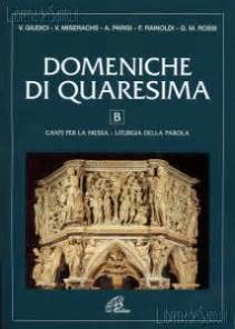 canti liturgici d ingresso domeniche di quaresima b organo spartito di aa vv