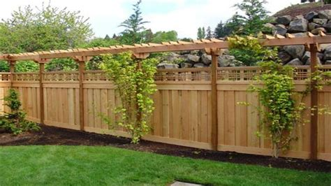 pergola privacy fence pergola options pergola with privacy fence ideas for yard