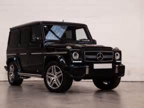 Mercedes G Amg Used 2014 Mercedes Amg G63 Amg For Sale In Kent