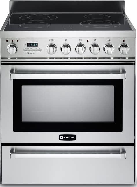 Microwave Oven Verona 30 quot self cleaning electric range verona appliances