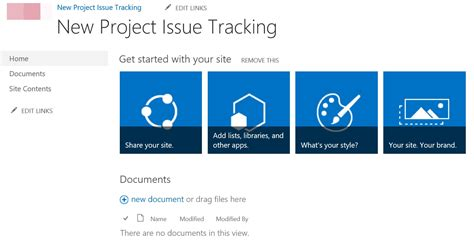 managing issues in sharepoint in three easy steps