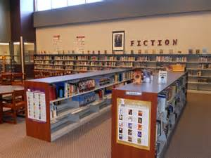 dcg middle school library new arrangement