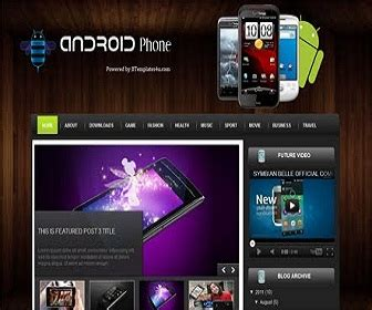 templates blogger android android phone blogger template ivythemes com