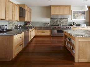 kitchen cabinets with hardwood floors light wood floors and kitchen cabinets kitchen cabinet maple with dark wood floors kitchens