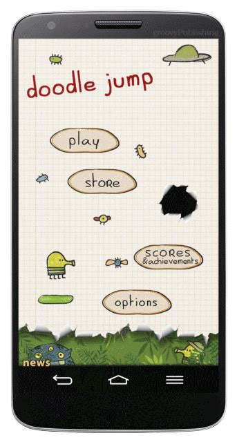 doodle jump definition hide android navigation buttons with immersive mode