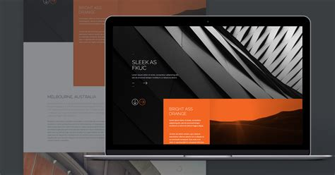 30 5 Free Modern And Useful Psd Website Templates And Mockups Free Psd Templates Modern Website Templates